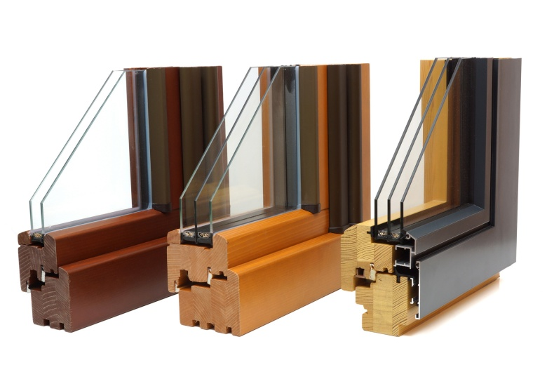 wooden window profiles