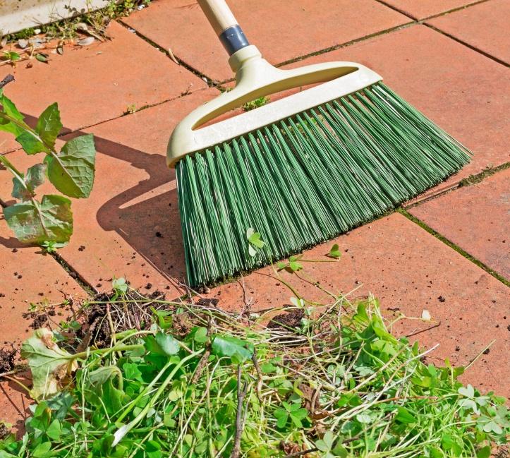 green garden waste compostable