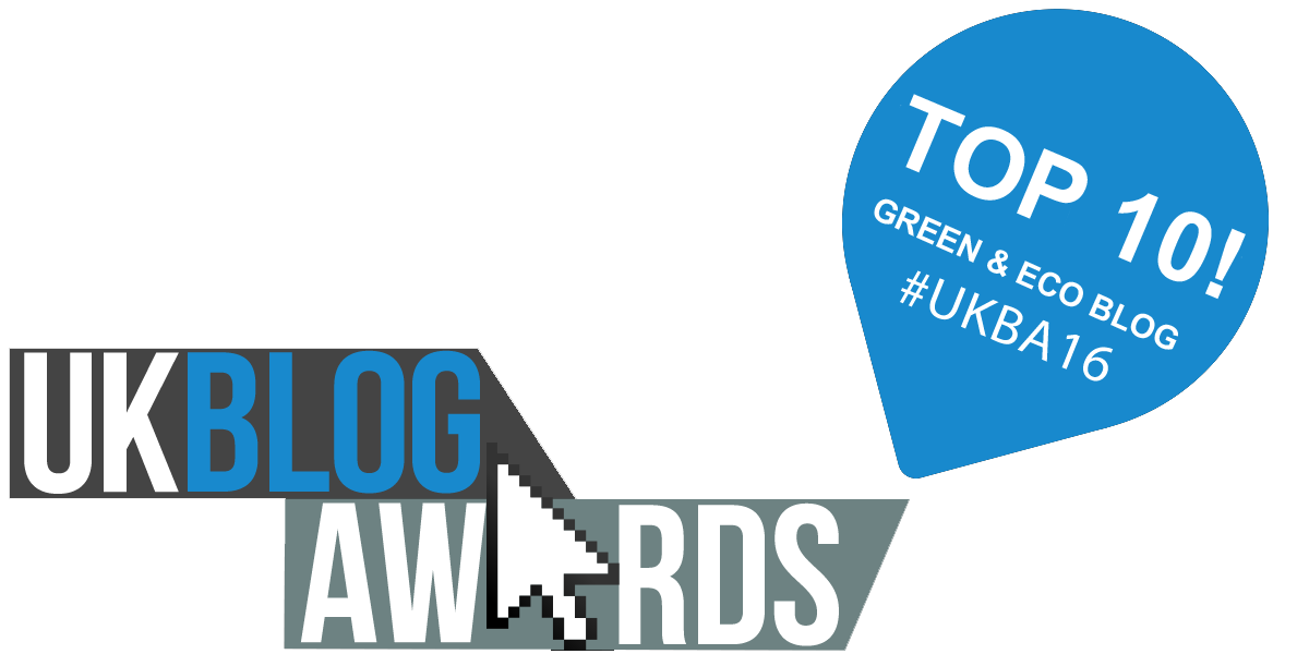UK Blog Awards #UKBA16