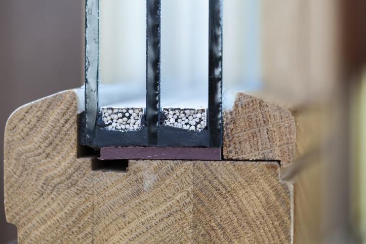 sectional window profile