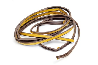 """E"" rubber strip"
